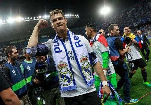 «Реал» хочет получить за Роналду 400 миллионов евро