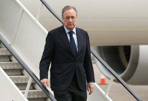 Перес остался президентом «Реала»