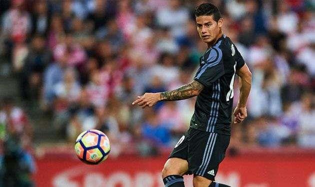 Милан готов предложить за Хамеса 40 млн евро