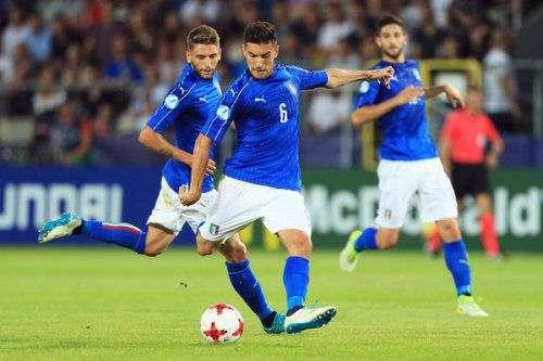 «Рома» вернула хавбека молодежной сборной Италии