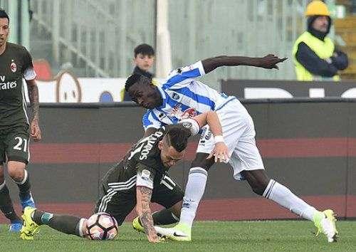 «Интер» согласовал трансфер игрока «Пескары»