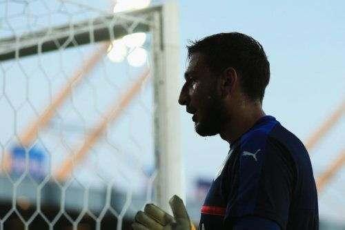 Голкипер «Милана» договорился о переходе в «Реал»