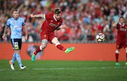 «Рома» претендует на защитника «Ливерпуля»