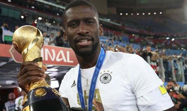 Рюдигер перейдет в Челси за 35 млн евро
