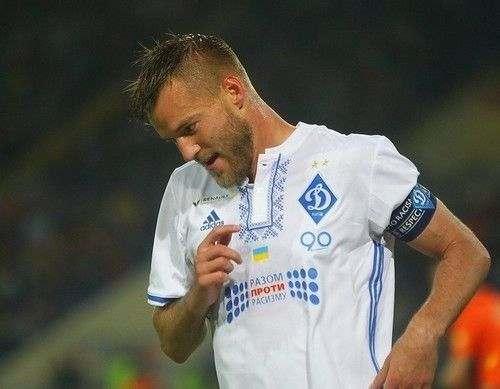 Ярмоленко получает в Динамо 6 миллионов евро