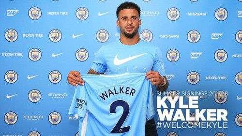 ОФИЦИАЛЬНО: Кайл Уокер— игрок Манчестер Сити
