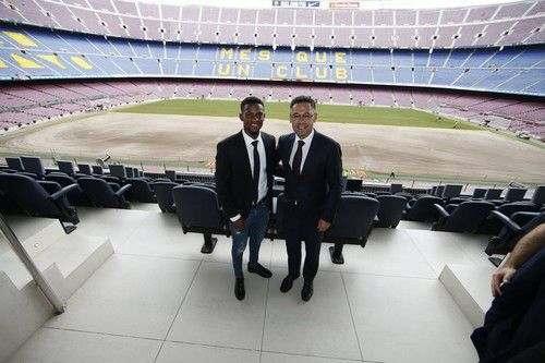 Барселона подписала Семеду за 30 миллионов евро