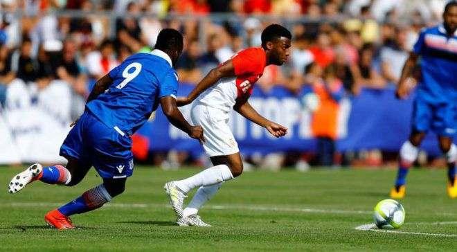 Арсенал готов выложить за Лемара сумасшедшие 90 млн евро, – Mirror