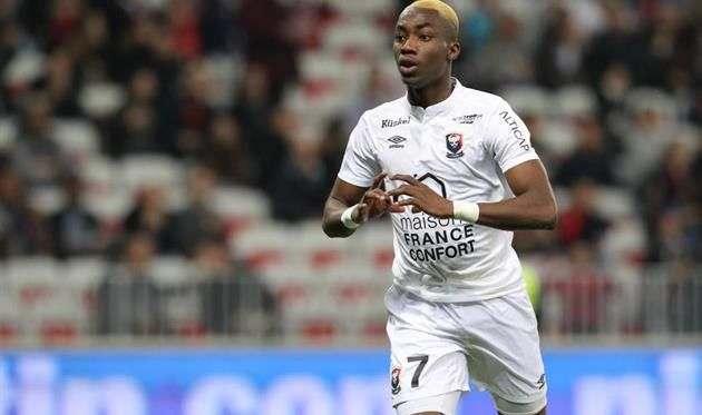 Интер готов приобрести форварда молодежной сборной Франции