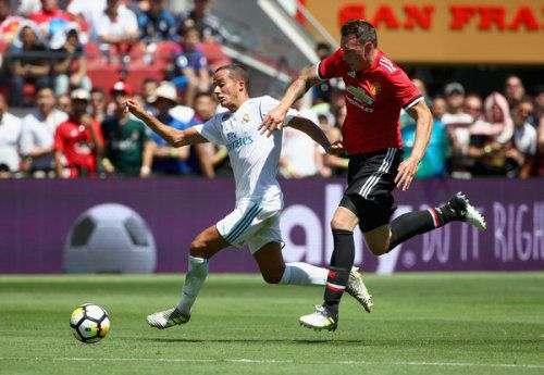 «Рома» претендует на форварда «Реала»