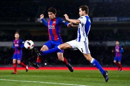 Защитник «Реал Сосьедад» готов к переходу в «Барселону»