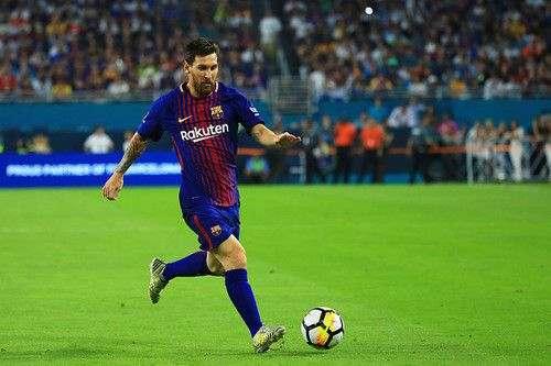 Месси признан лучшим игроком в истории чемпионатов Испании
