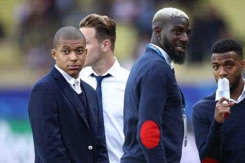 «ПСЖ» выделит на трансфер форварда «Монако» 180 миллионов евро