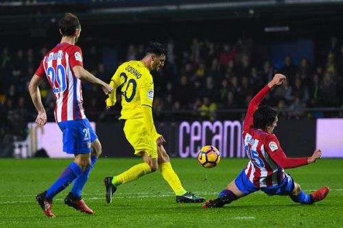 «Барселона» претендует на полузащитника «Вильярреала»