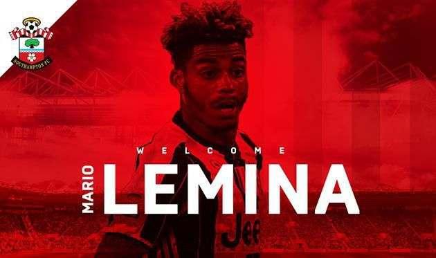 Лемина стал игроком Саутгемптона
