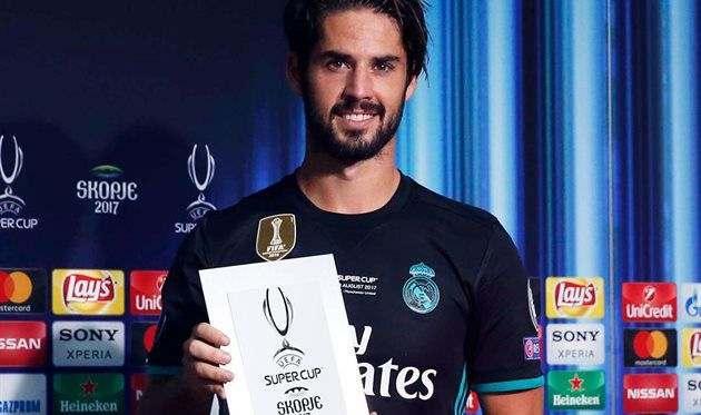 Иско подпишет новый контракт с Реалом