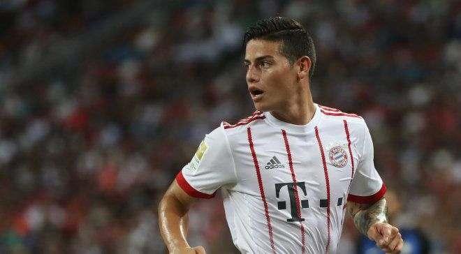 Бавария может выкупить Хамеса у Реала за 42 млн евро