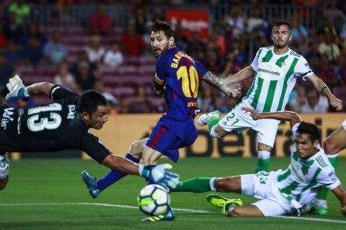«Барселона» договорилась новом контракте с Месси