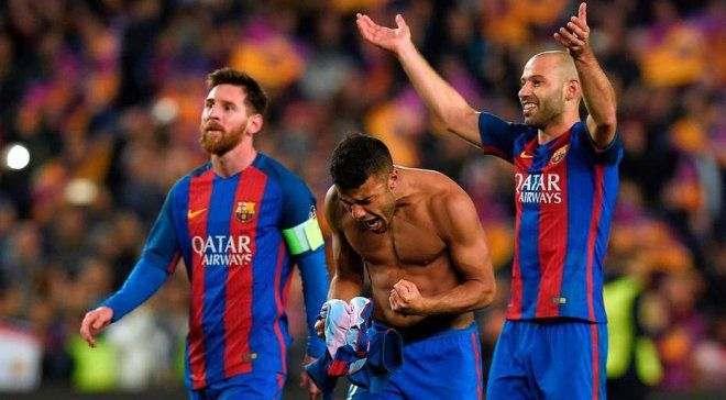 Милан готовит переговоры с Барселоной по Рафинье