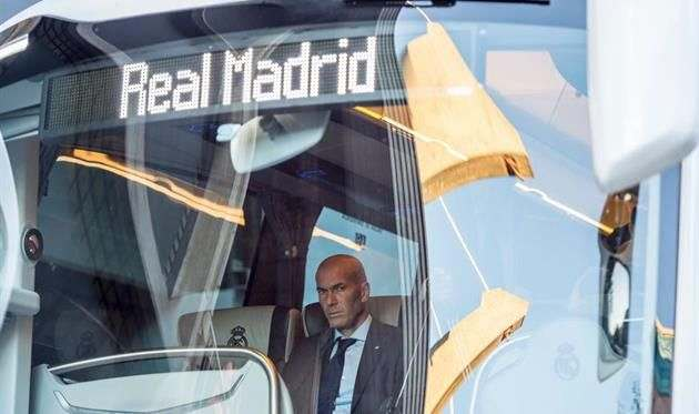 Зидан подпишет новый контракт с Реалом
