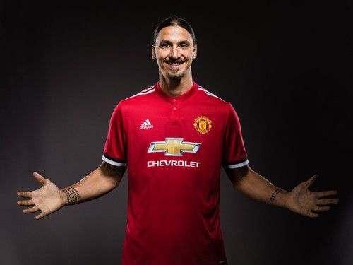 Ибрагимович подписал годичный контракт с Манчестер Юнайтед