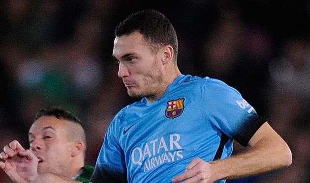 Эвертон и Барселона обсудят аренду Вермалена