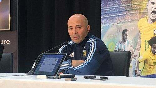 Хорхе САМПАОЛИ: «Игра Аргентины дает повод для оптимизма»