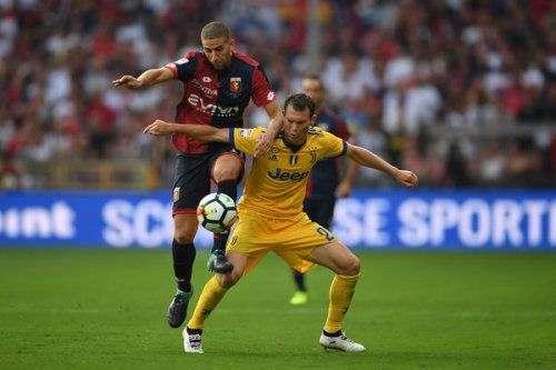 Защитник «Ювентуса» отказал «Бешикташу»