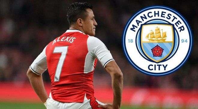 Манчестер Сити попытается купить Санчеса в январе за 20 млн фунтов, – Daily Mail