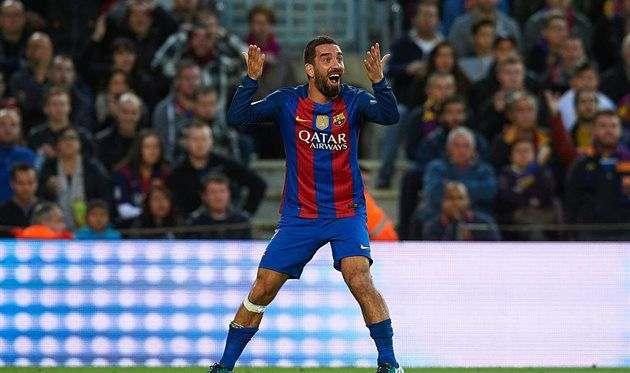 Туран отказался уходить из Барселоны