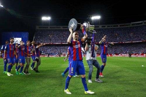 Капитан «Барселоны» готов подписать новый контракт