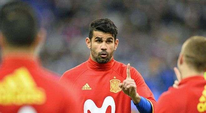 Атлетико пытается согласовать трансфер Диего Косты за 35 млн евро