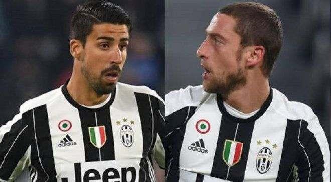 Хедира и Маркизио не сыграют с Барселоной, участие еще трех игроков под вопросом, – Аллегри