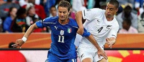Джилардино может продолжить карьеру в MLS