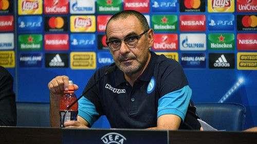 Маурицио САРРИ: «Соперник был более агрессивным и уверенным в себе»