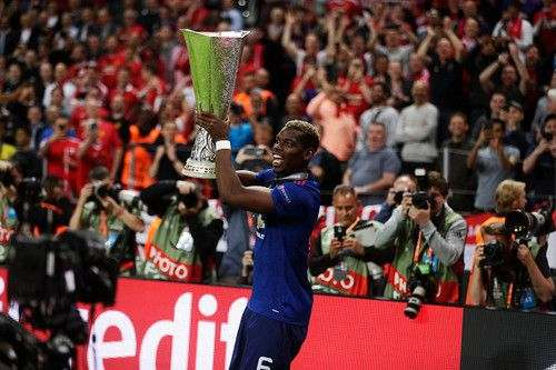 Манчестер потерял Погба на шесть недель