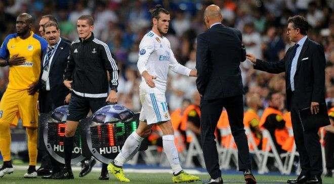 Зидан: Не думаю, что люди приходят на матчи Реала с целью освистать Бейла