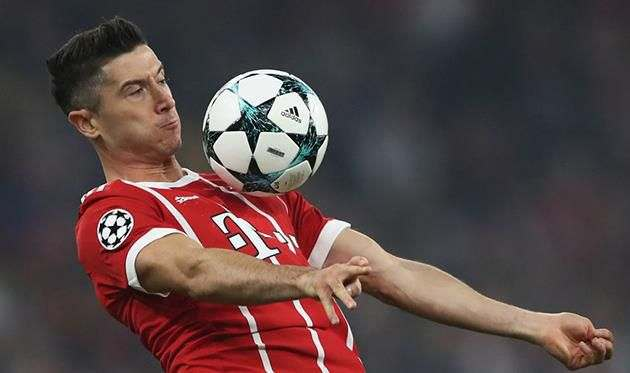 Левандовски попросил агента устроить трансфер в Реал — AS