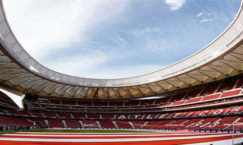 Финал Лиги чемпионов пройдет на новом стадионе «Атлетико»