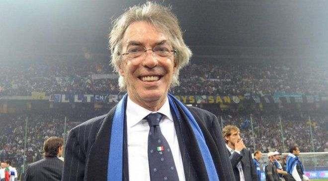 Моратти вернется на пост президента Интера, – Football Italia