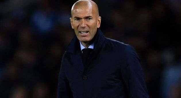 Зидан: С нетерпением ждем матча в Дортмунде