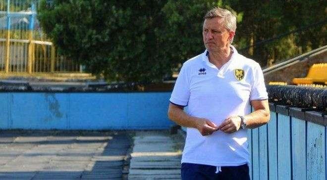 Главный тренер «Металлиста 1925» ушел вотставку