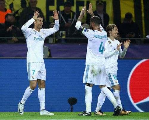 Серхио РАМОС: «Реал» проявил характер