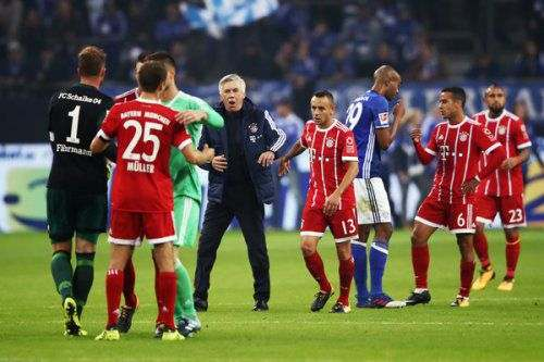Игроки «Баварии» тренировались втайне от наставника