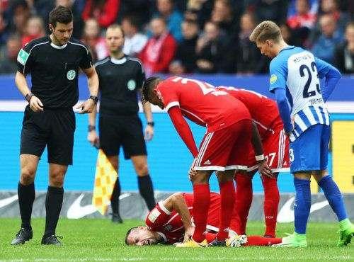 «Бавария» теряет ключевого игрока