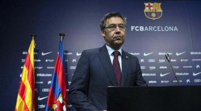 Барселона сама выберет чемпионат, если независимость Каталонии признают, – Бартомеу