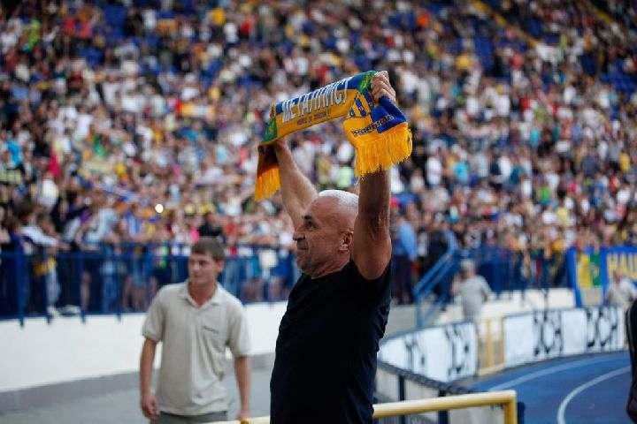 Футбольные болельщики хотят возвращения ФК «Металлист»  Ярославскому— соцсети.