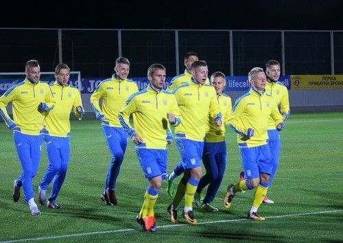 Коваленко и Зинченко покинули расположение сборной Украины