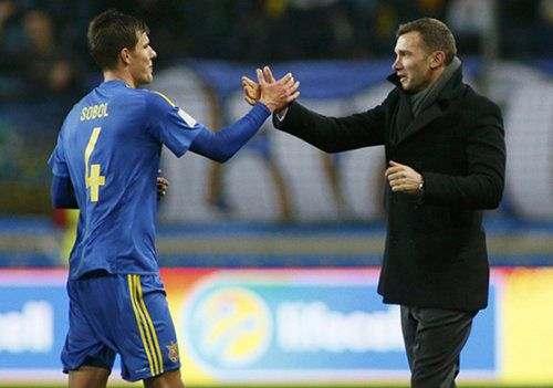 Эдуард СОБОЛЬ: «Сборную Украины ждут две серьезные игры»