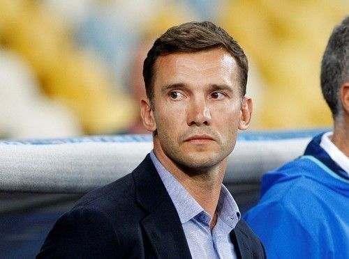 ШЕВЧЕНКО: «Нужно обыгрывать Хорватию. Это будет очередной финал»